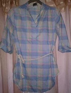 Pastel Top 14th Place California Vintage Tunic